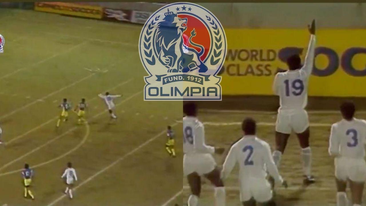 Olimpia calienta el partido ante América recordando un 'balinazo' de Bennett