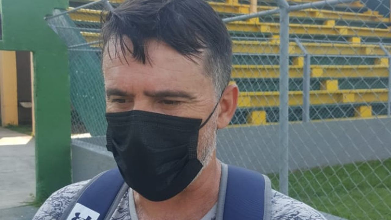 Fernando Araújo: Olimpia tiene ventaja porque posee la capacidad de armar dos equipos
