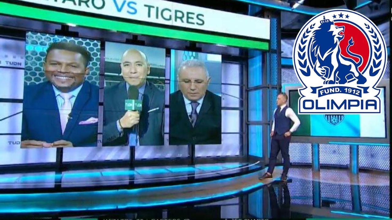 Carlos Pavón defiende al Olimpia y revela su ventaja frente al América