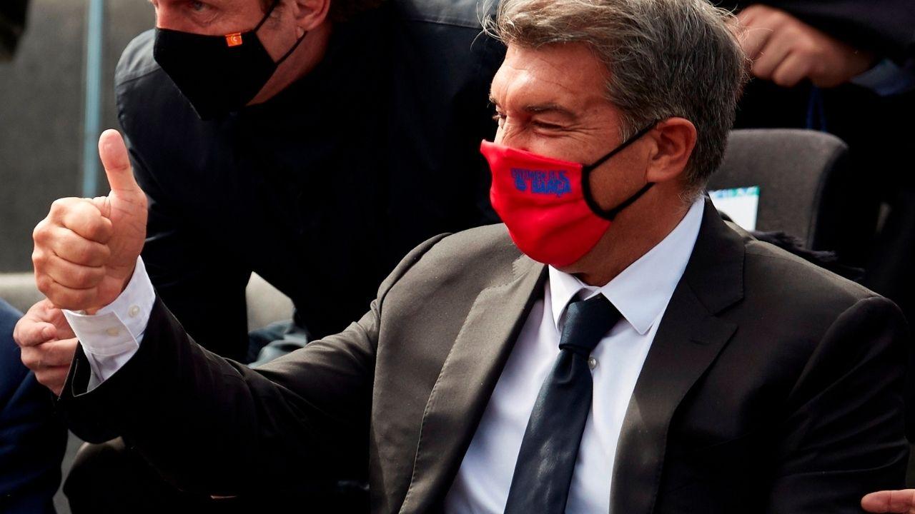 El Barcelona no se baja del barco de la Superliga y tiene una petición
