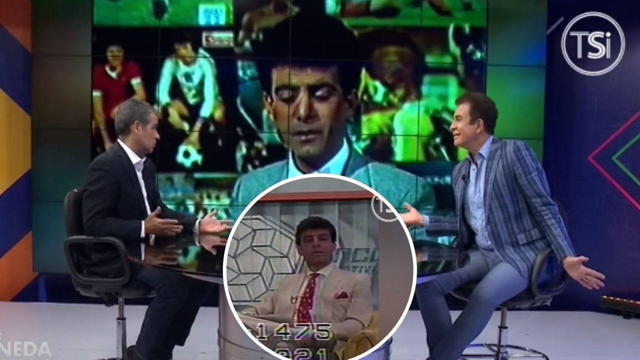 Anécdotas, risas y curiosidades: Salvador Nasralla relata la cronología histórica de Cinco Deportivo