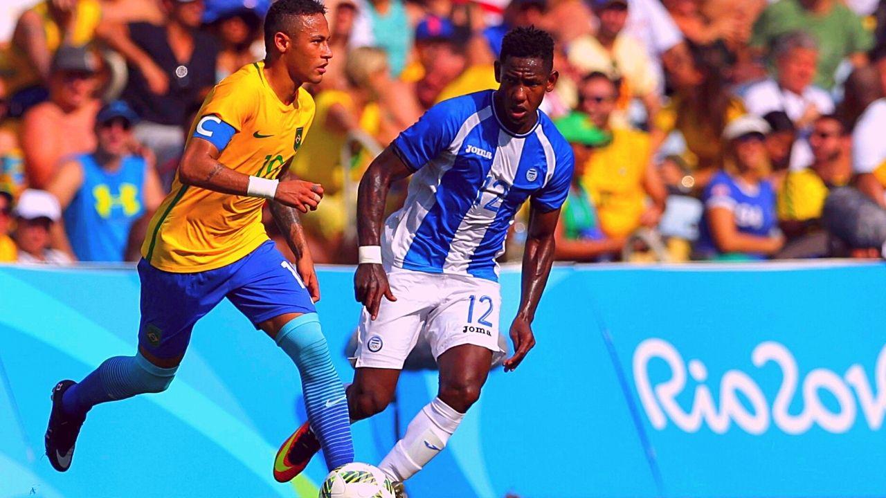 Romell Quioto cuenta anécdota con Neymar en Río 2016 al pedirle la camiseta