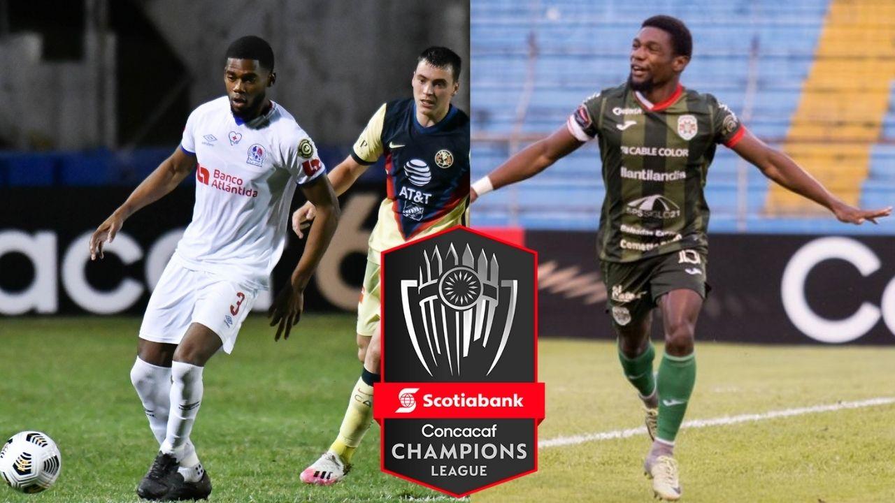 Conozca cuándo y porqué canal Marathón y Olimpia vuelven a jugar en la Concacaf Champions League