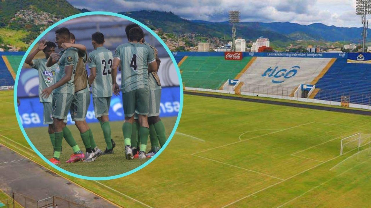 Real de Minas solicita jugar en Tegucigalpa 'finales' de local por el no descenso