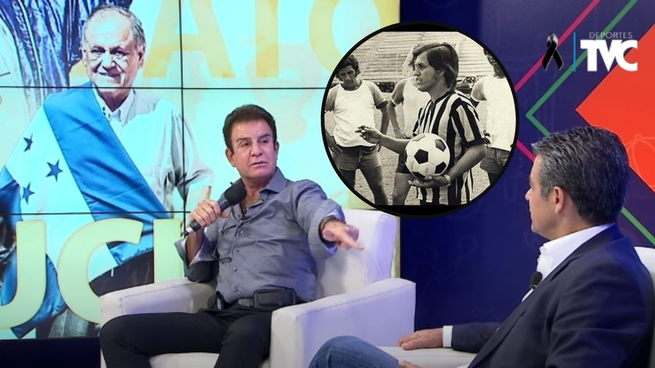 Fútbol a Fondo: Salvador Nasralla recuerda emotivos momentos con Chelato Uclés
