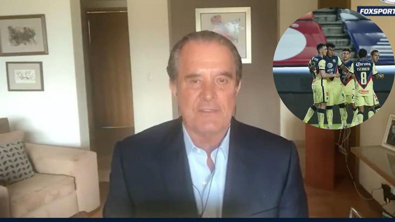 Periodista mexicano admite que América tiene el derecho de usar jugadores alternos ante Olimpia