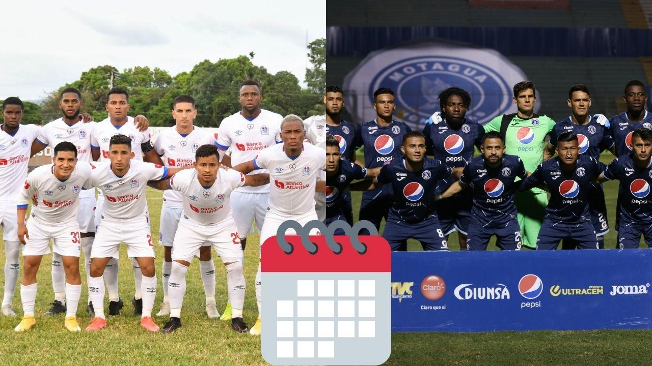 Liga Nacional define fecha y hora de los partidos de la final de la Liguilla