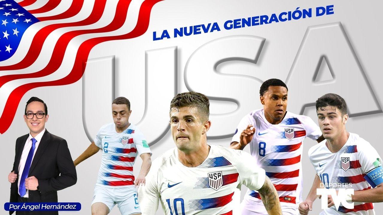 Ángel Hernández: Estados Unidos, próximo rival de la H, y su alucinante generación de jugadores