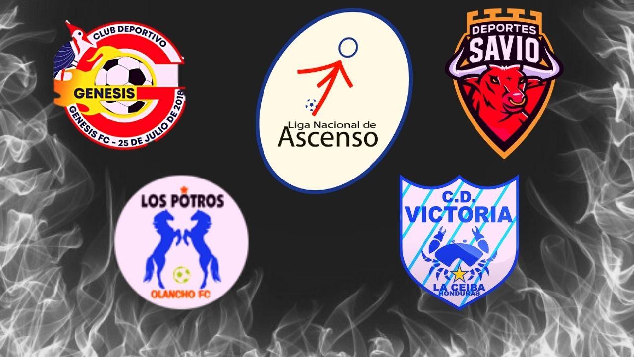 Liga de Ascenso conoce a sus cuatro semifinalistas, este es el camino al título