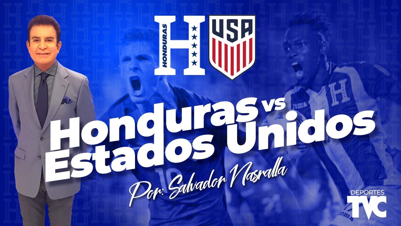 Salvador Nasralla: Estados Unidos es el mejor de Concacaf, encima de México