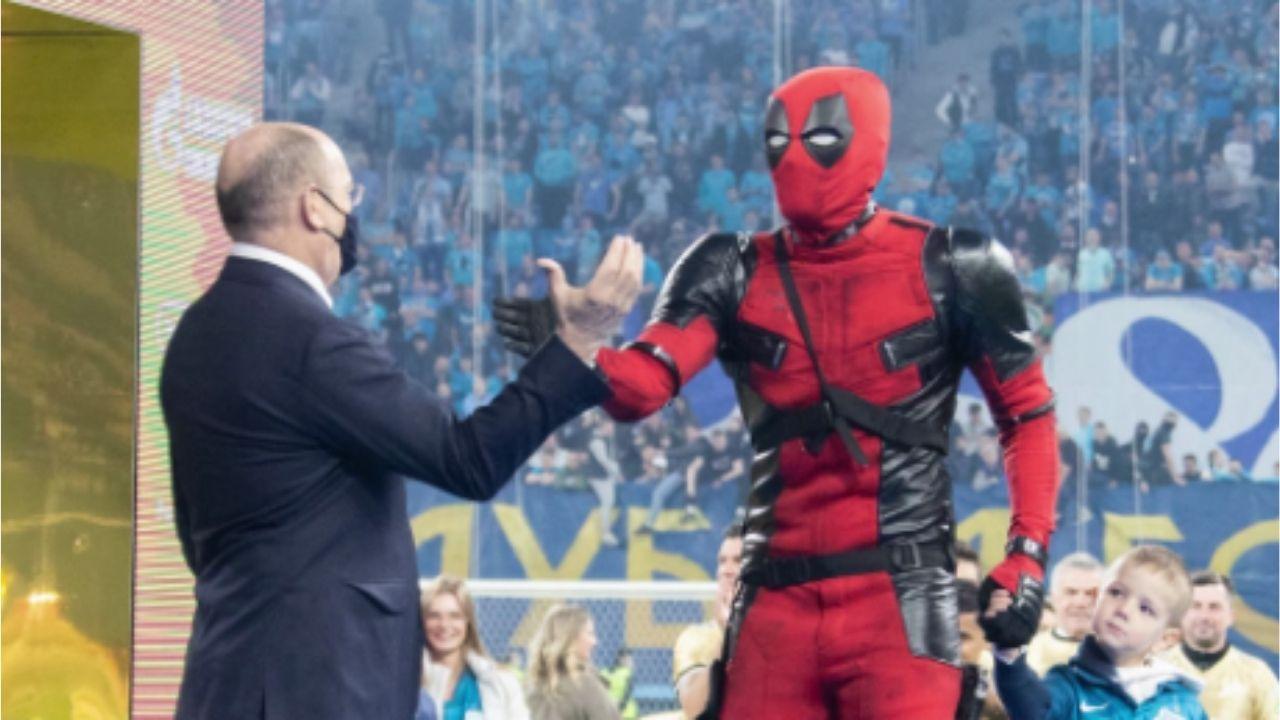 Deadpool, campeón con Zenit en la liga de Rusia