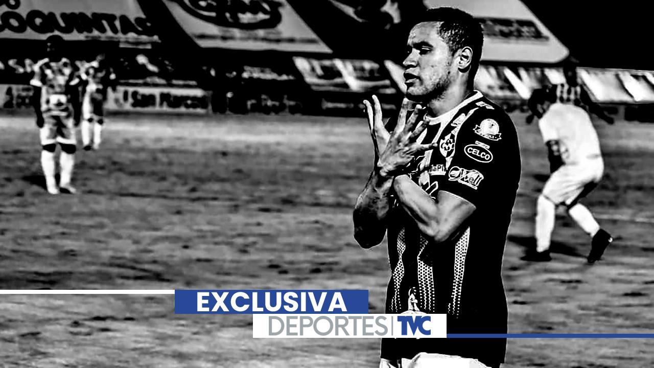 Exclusiva con Roger Rojas máximo goleador hondureño en Costa Rica