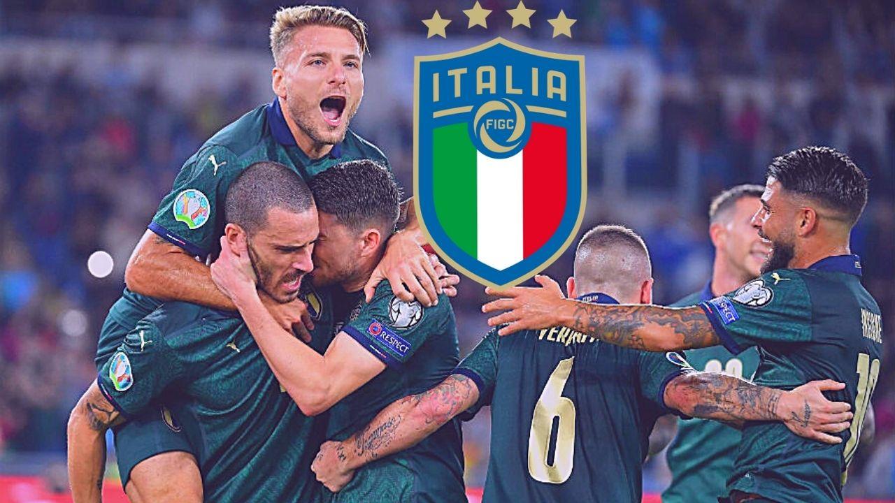 Italia, primera selección de la Eurocopa que será vacunada contra el Covid-19