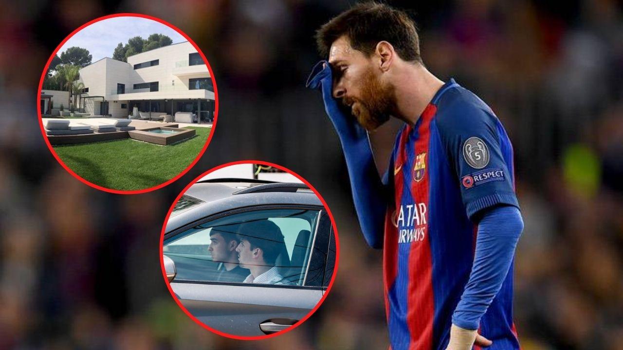 Futbolistas del Barcelona serán investigados por la reunión en residencia de Messi