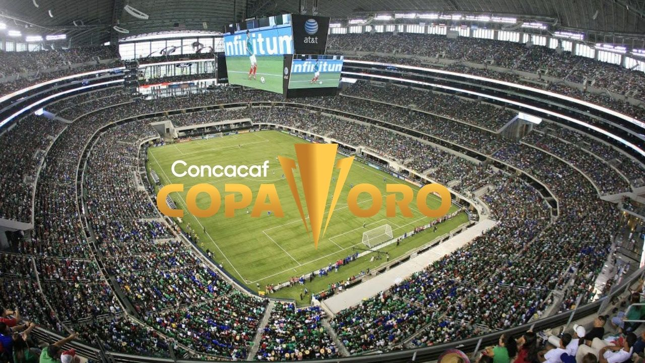 Partidos de la Copa Oro podrían jugarse con el 100 por ciento de ocupación en los estadios
