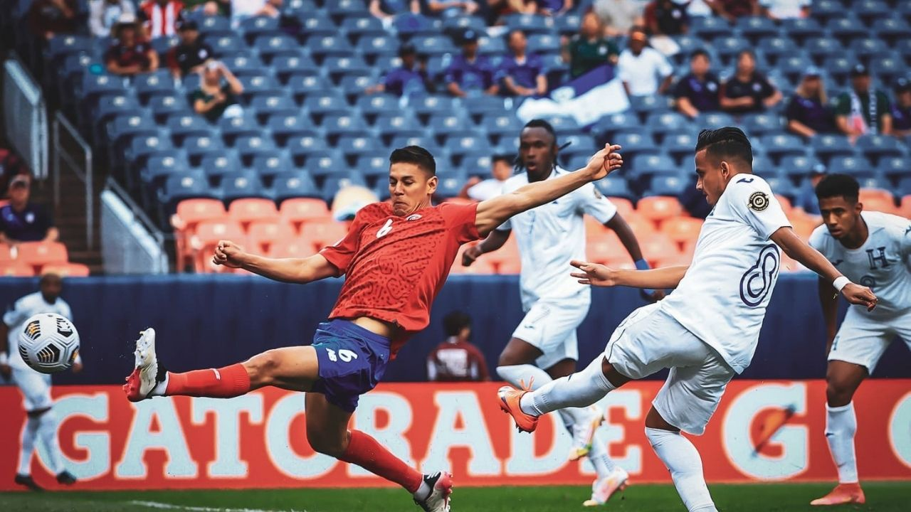 Edwin Rodríguez es destacado por Concacaf como uno de los mejores 5 momentos