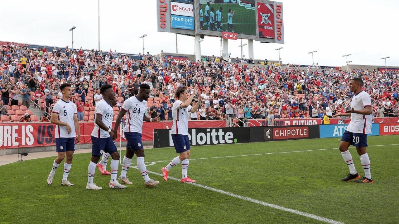 Estados Unidos humilló a Costa Rica y lanza advertencia de cara a la Copa Oro