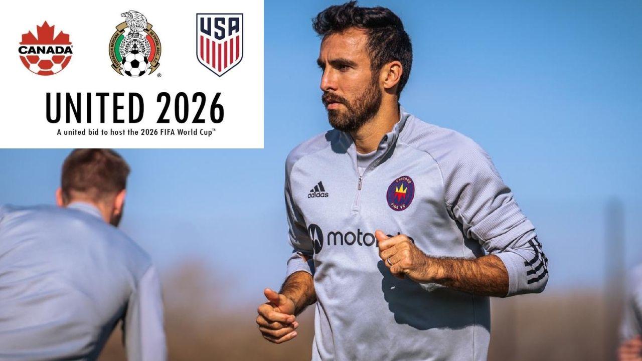 Jonathan Bornstein presagia que Estados Unidos podría ser campeón del mundo en 2026