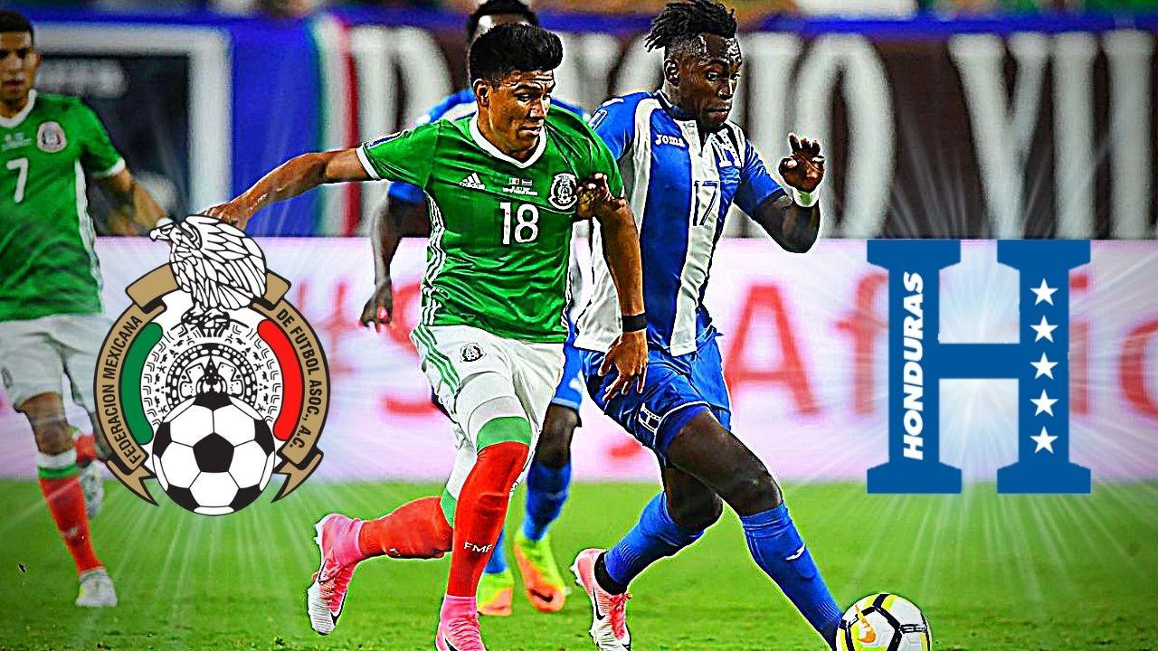 Así está la serie entre Honduras y México, una rivalidad de 86 años