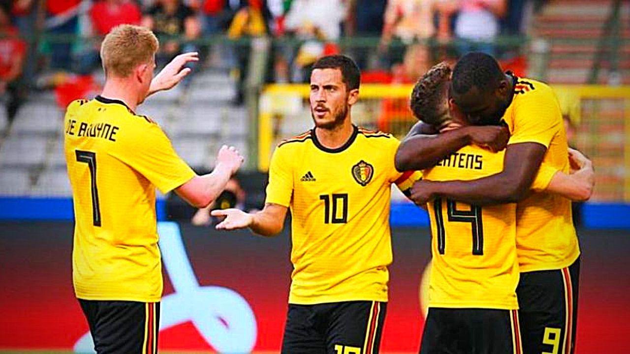 Jugadores de Bélgica recibirán tremendo premio si ganan la Eurocopa 2020