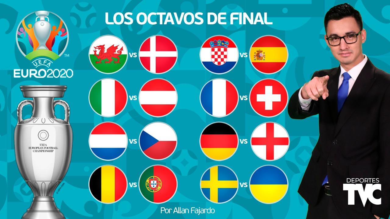 El pronóstico de Allan Fajardo sobre el resto de la Eurocopa 2020
