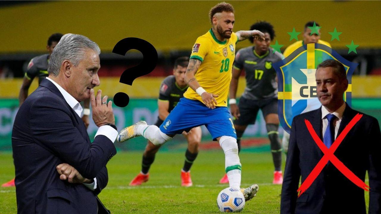 ¿Jugará Brasil la Copa América 2021 ante la presión y el escándalo?