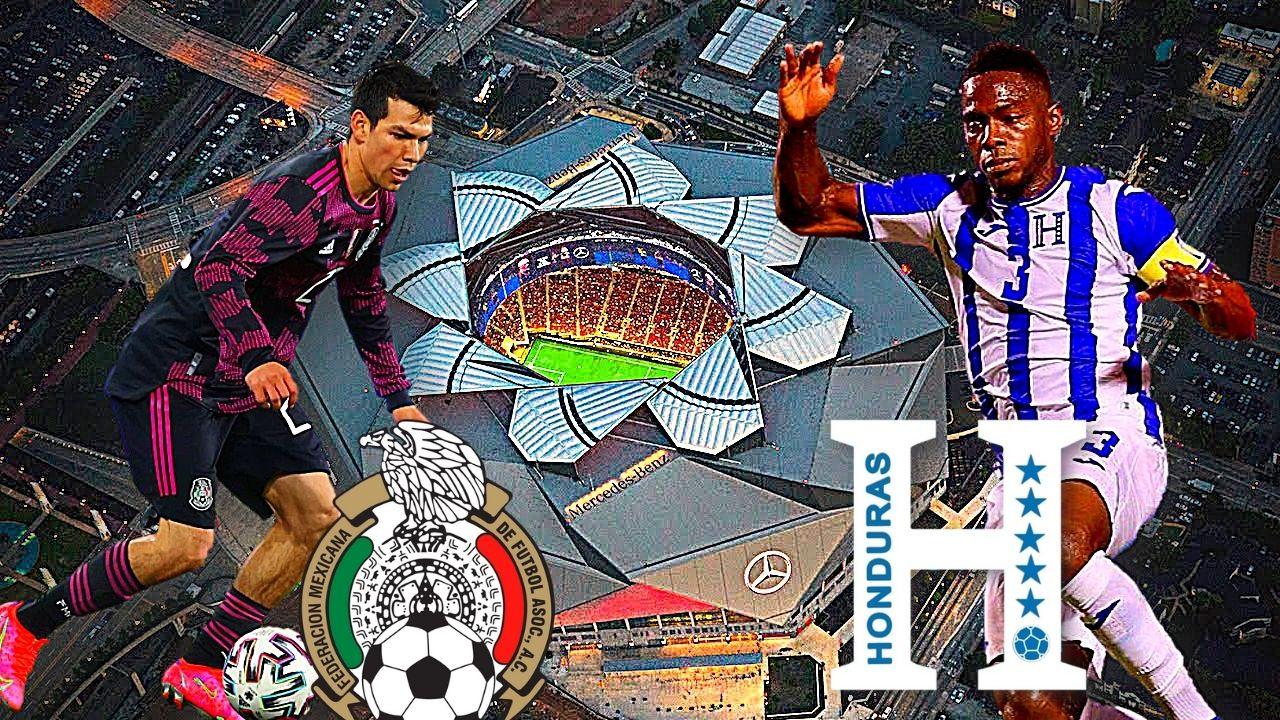 Mercedes-Benz Stadium: el alucinante inmueble que albergará el partido Honduras-México