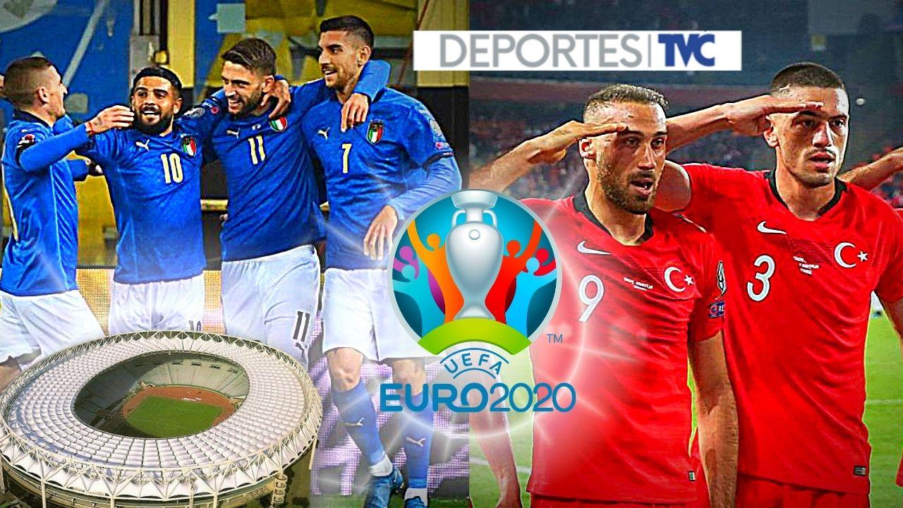 Eurocopa 2020: Día, hora y transmisión del partido inaugural del evento del año en el viejo continente