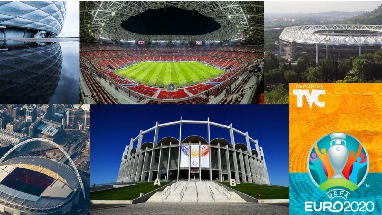 Eurocopa 2020: Conoce los 11 majestuosos estadios elegidos para el torneo europeo