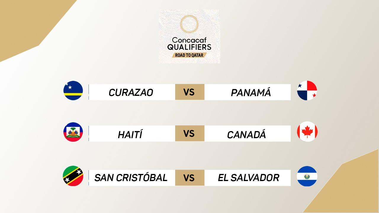 Estos podrían ser los otros tres rivales de Honduras en la octogonal de Concacaf