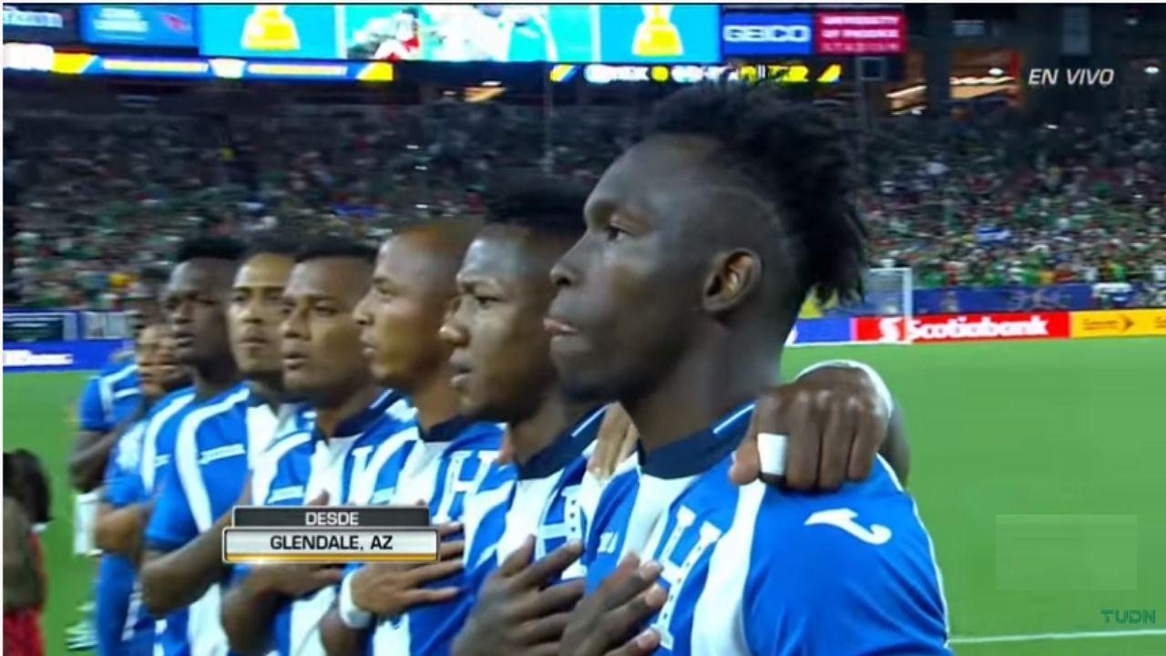 Los 7 jugadores de Honduras que estuvieron presente ante México en la Copa Oro de 2017