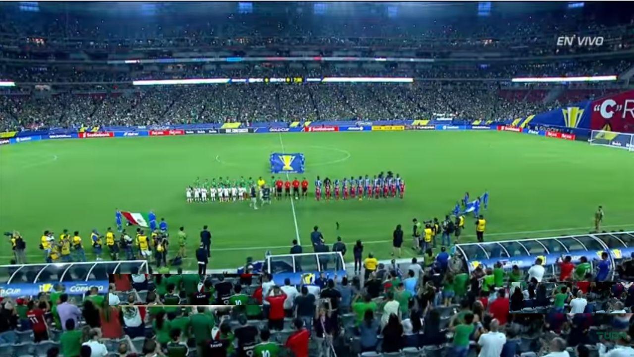 Partido entre Honduras y México se jugará a estadio lleno en Glendale, Arizona