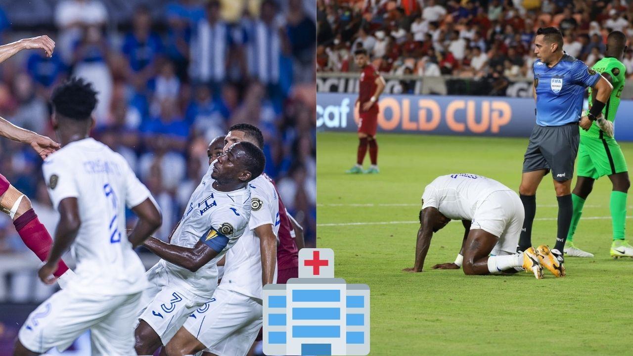 Las nuevas bajas de Honduras de cara a los cuartos de final en Copa Oro