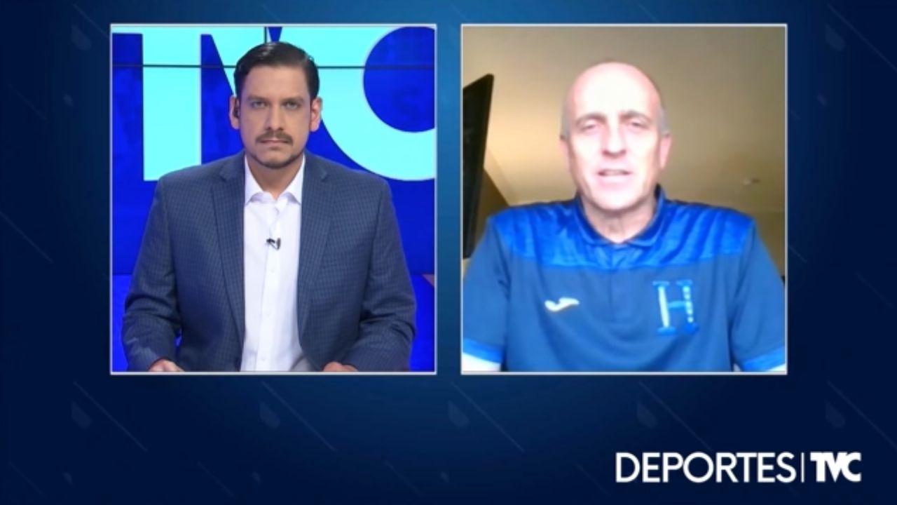 Fabián Coito da la clave que puede llevar a Honduras al Mundial de Qatar