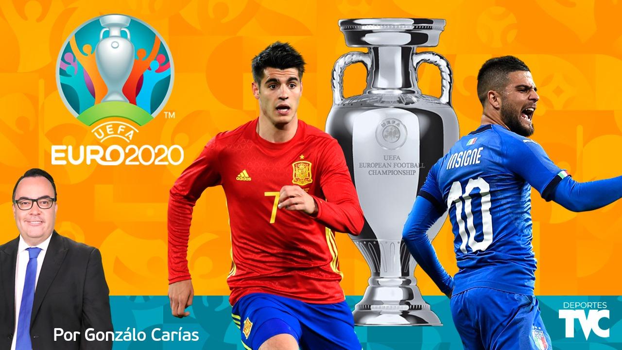 Italia vs España: A Wembley llegan dos equipos en forma