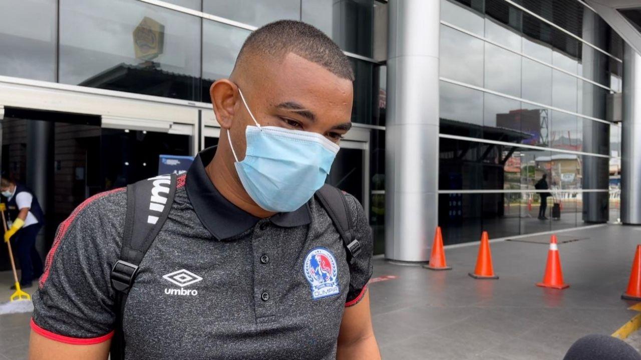 José Mendoza brinda sus primeras impresiones como jugador de Olimpia