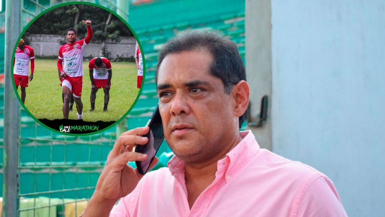 Marathón pide a Sinager ingreso de público para la Concacaf League en San Pedro Sula