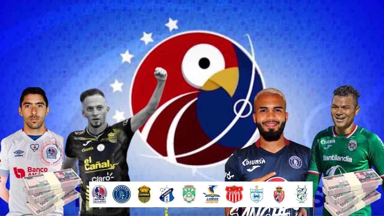 Fútbol de Honduras: ¿Cuál es el equipo mejor reforzado para el torneo Apertura de la Liga 5 Estrellas?