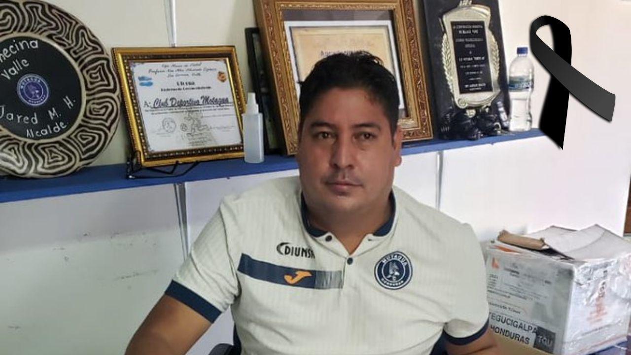 Utilero de Motagua muere a causa del covid-19 en Tegucigalpa