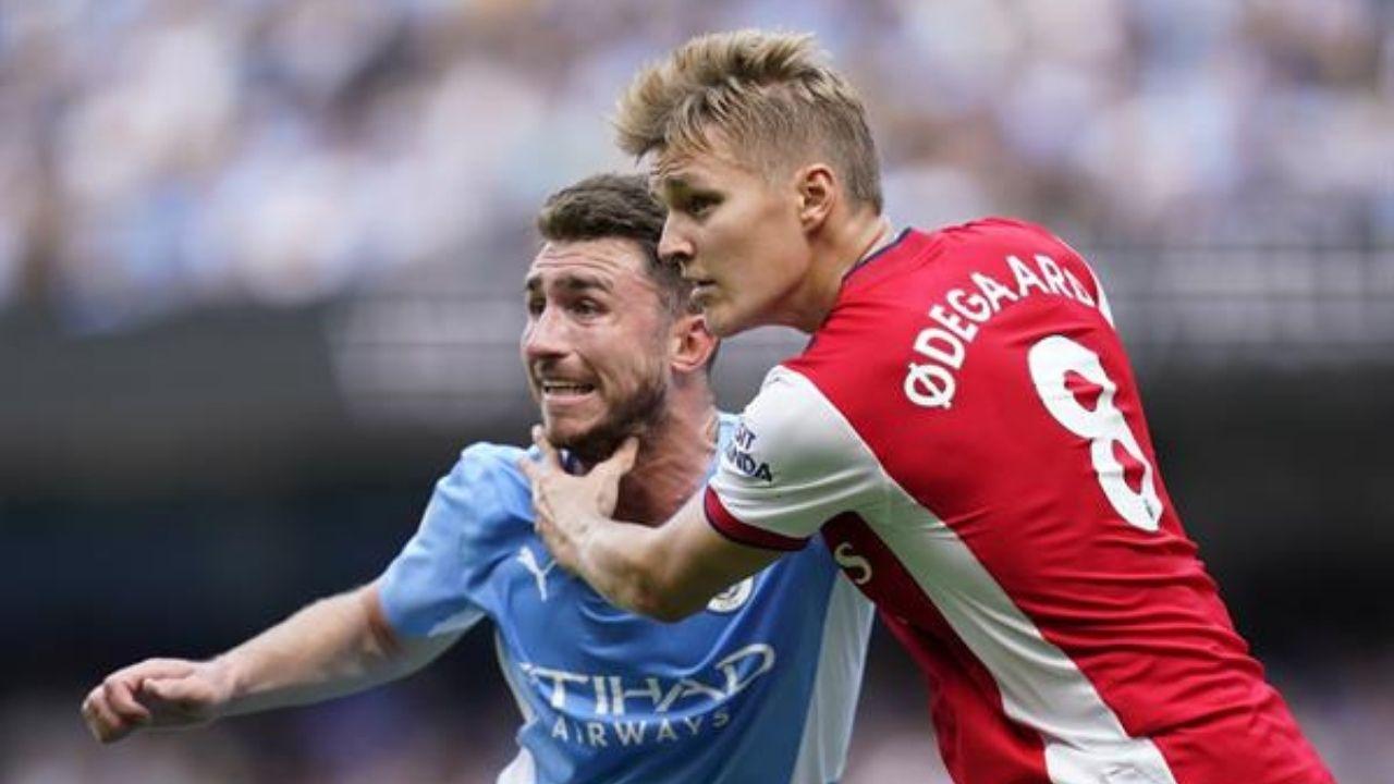 Manchester City humilla al Arsenal con manita incluida