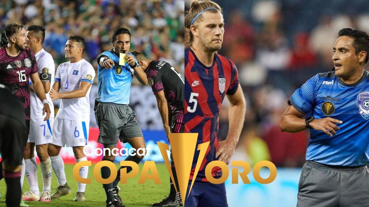 Lo que dijo la prensa internacional sobre el arbitraje de Said Martínez en la final de la Copa Oro