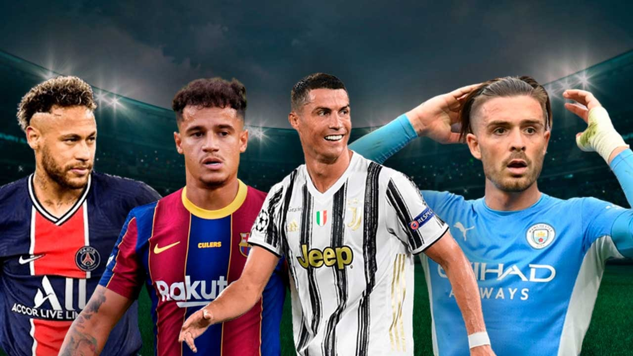 Top 10: fichajes más caros en la historia del fútbol