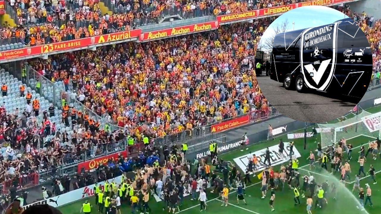 Autobús con aficionados del equipo de Alberth Elis fue atacado por sujetos armados en Francia
