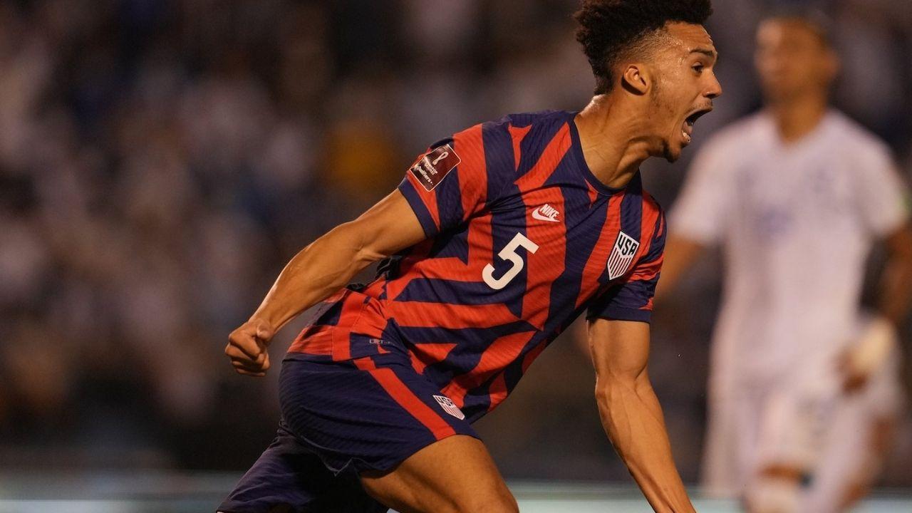 Honduras fue goleado por un Estados Unidos que se redimió en el segundo tiempo