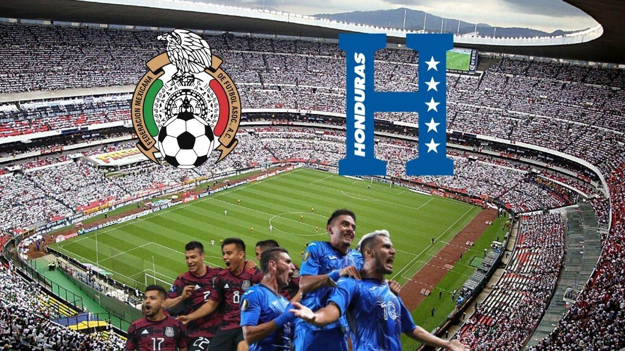 Partido entre México y Honduras cambia de hora para la quinta jornada de la octogonal