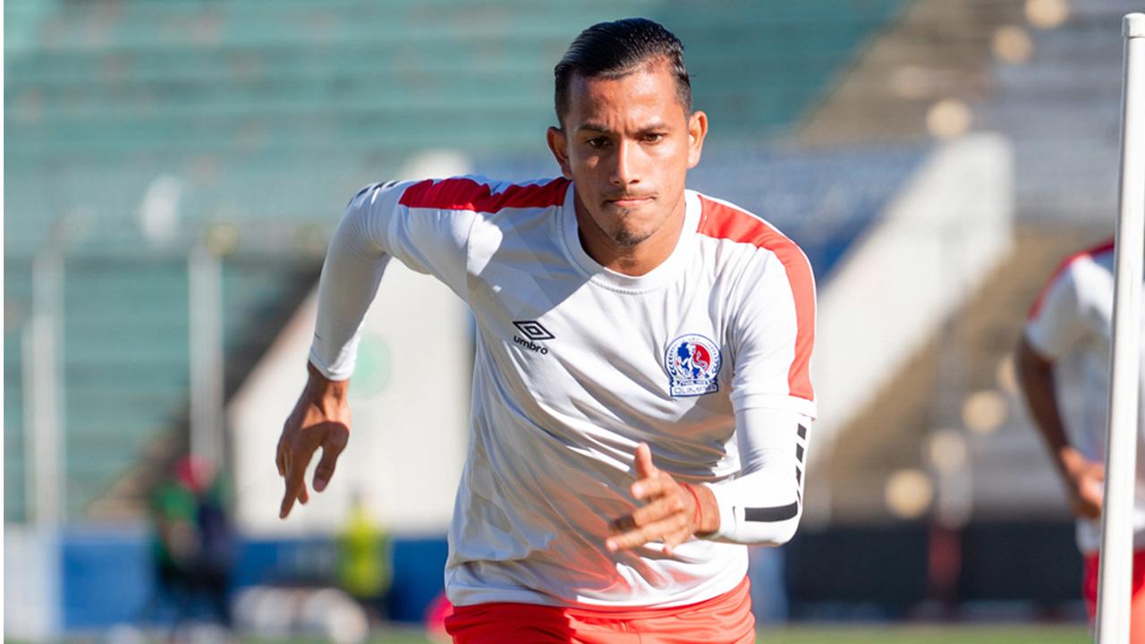 ¡Está de vuelta! Edwin Rodríguez se recupera y podría estar en el juego ante Marathón