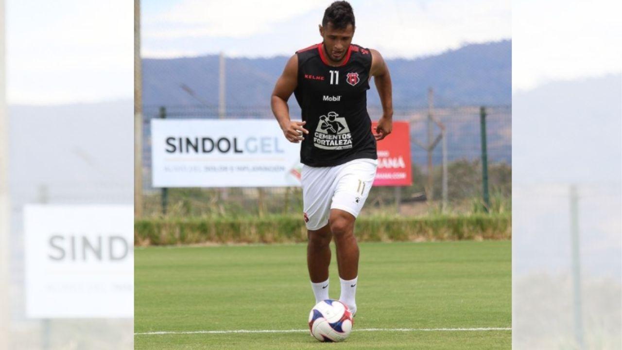 Alex López se pone a tono y busca llegar a la eliminatoria de octubre con Honduras