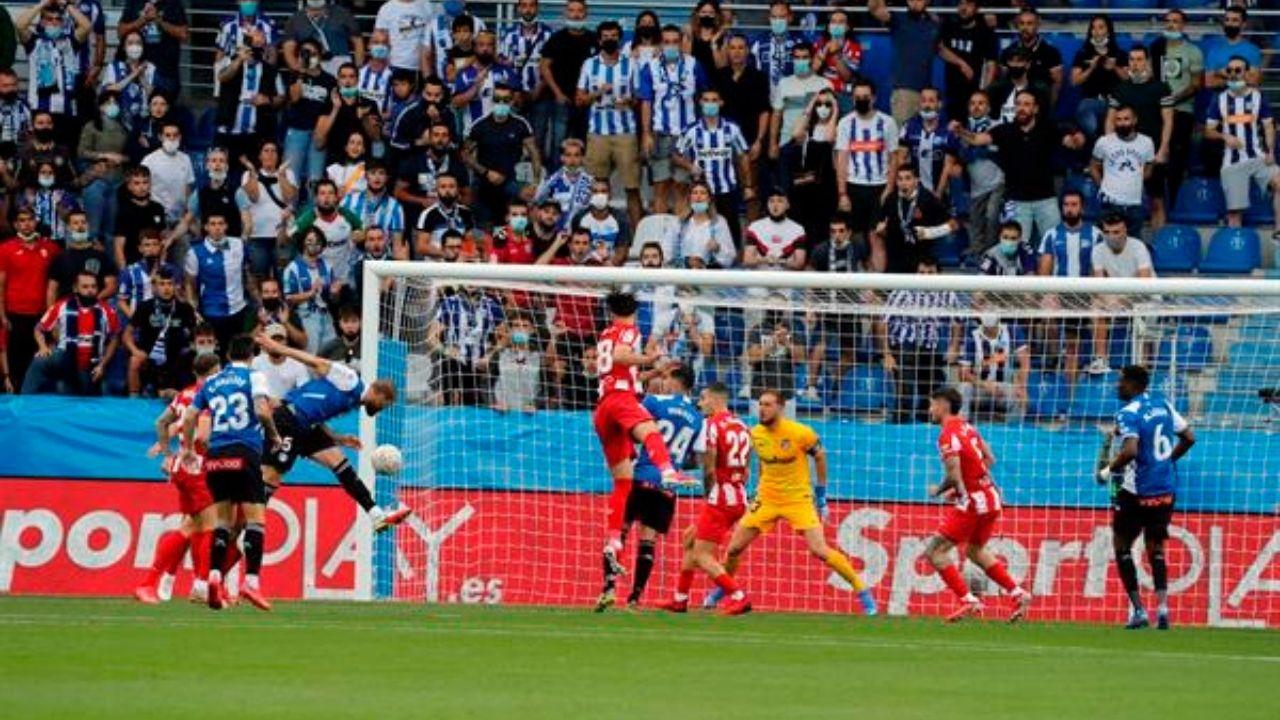 Atlético Madrid, actual campeón, pierde contra último clasificado, Alavés