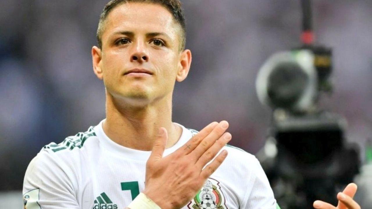 ¿A Chicharito Hernández ya no le entusiasma tanto estar en la selección de México?