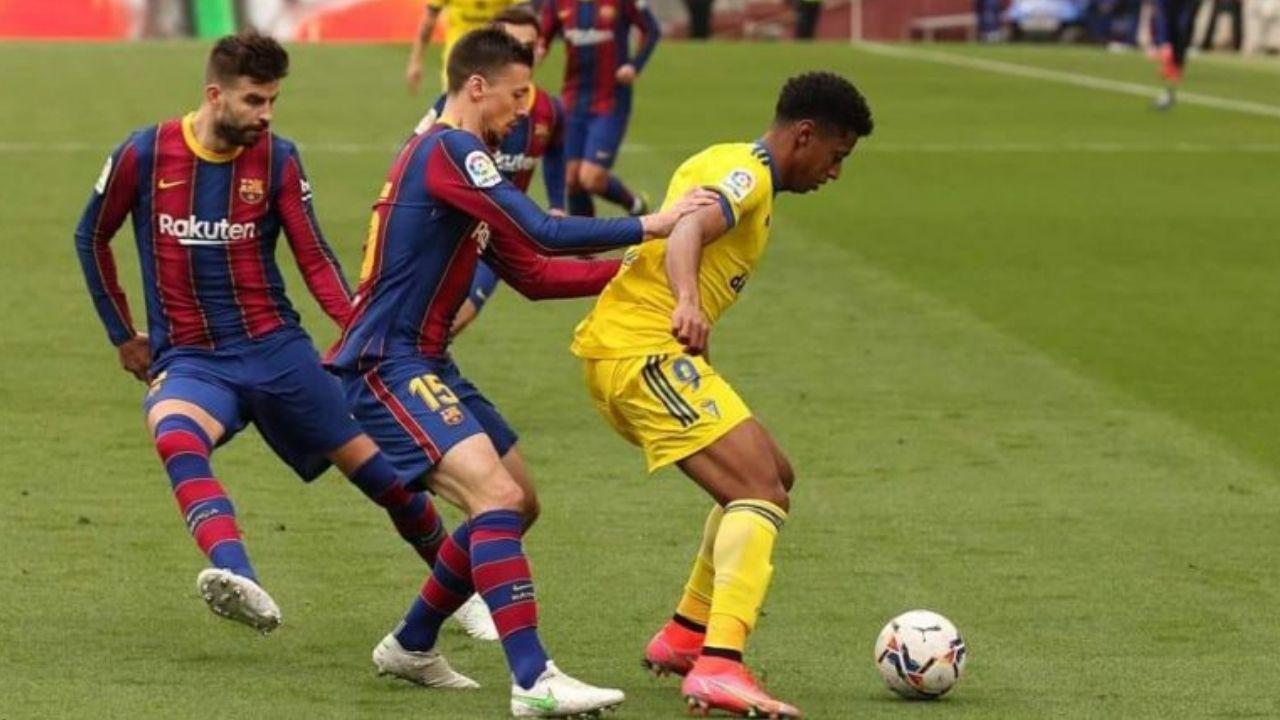 Choco Lozano sobre el duelo ante el Barcelona: 'Es un partido especial'